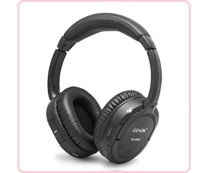 Ga281m Stereo Bluetooth Headset With Microphone Wholesale China High Quality Silent Disco Headphones Silent Yoga Equipment Wireless Tour Guide System Manufacturer In China