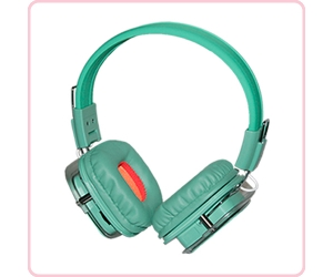 GA283M(green) wireless bluetooth headphones for mobile made in China