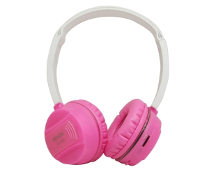 IR-409D 2 Channel KID SIZE Universal IR Infrared Wireless Car Headphones