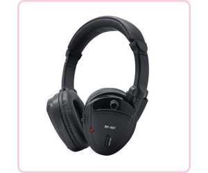 RF-507 wireless headphone for car dvd player China manufactuer