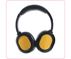 RF-608 Oem Headphone Fábrica silenciosa Partido Headphones