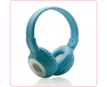 La fábrica de China Hi Fi wireless IR-309 stereo headset for kids with attractive color