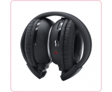 China IR-308 High sound quality Infrared wireless headphone for car factory