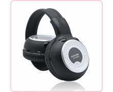 Çin IR-308D Dual Channel Infrared Foldable Coreless Headphone fabrika