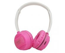 China IR-409D 2 Channel KID SIZE Universal IR Infrared Wireless Car Headphones factory