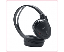 China IR-507 stereo sound IR wireless headset for car DVD player manufacturer in China factory