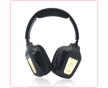 IR-606 Foldable design IR wireless headset for car audio