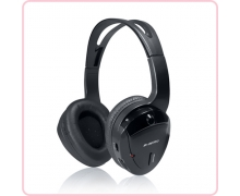 IR-8670 infrared headphones for car dvd player with wireless transmitter