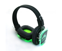 China RF-309 silent disco yoga headphones silent fitness equipment for sale factory