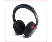 China RF-608 wireless headphones for outdoor cinema silent disco party factory