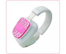 Silent Disco Wireless Headphone with fantastic LED lights for Silent Party